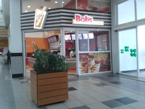 Restaurante Bob's Burger no Belas Shopping
