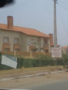 Sede da Record Angola, no bairro da Talatona